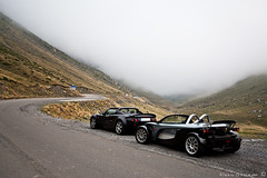 Road Trip Lotus IV (Alexis Goure) Tags: voyage road alexis trip two mountain black france club montagne canon french landscape photography photo photographie lotus elise hill r paysage eleven clf francais 340 balade 30d 211 340r exige pyrenes goure sixela alexisgoure