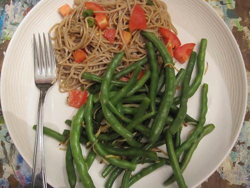 Tuesday's dinner