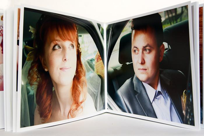 Свадебная фотокнига Григория и Алёны