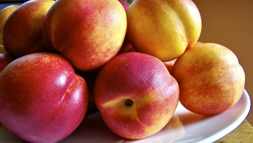 Vanilla and Nectarine Preserves – Ali Does It Herself