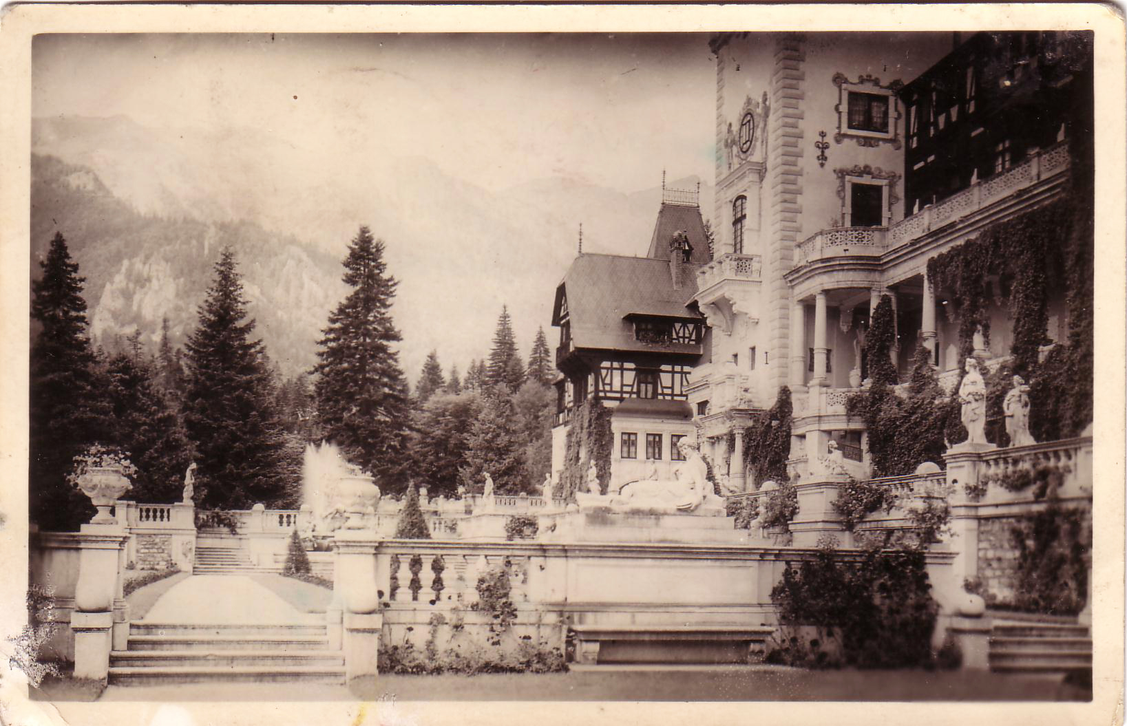 castelul peles 1941