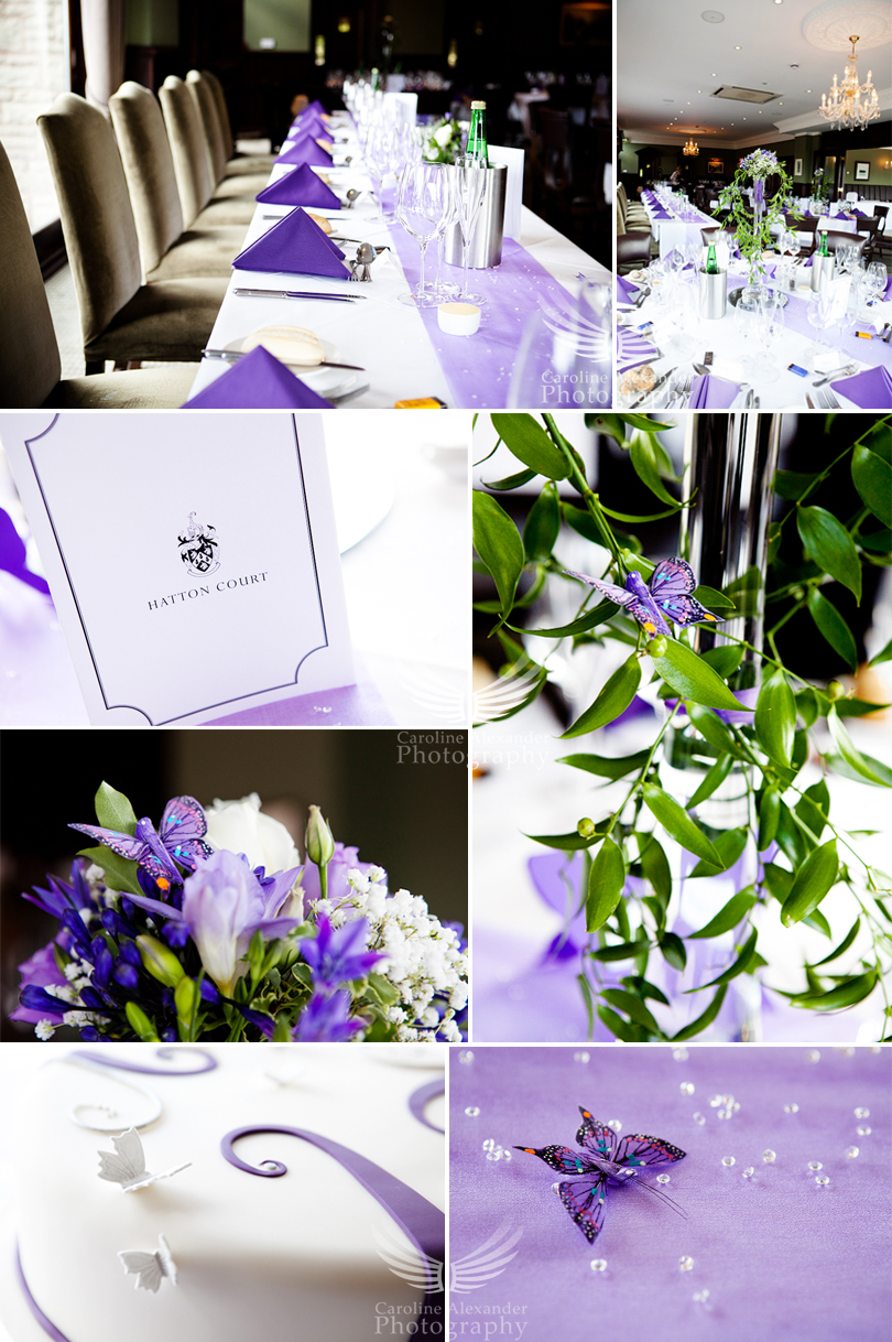 Hatton Court Hotel Gloucestershire Wedding Photography 23