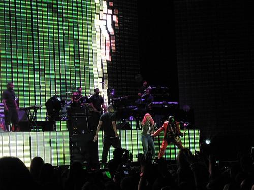 Jay-Z, Minaj, Kanye