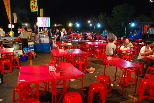 Hukou's New Monday Night Market
