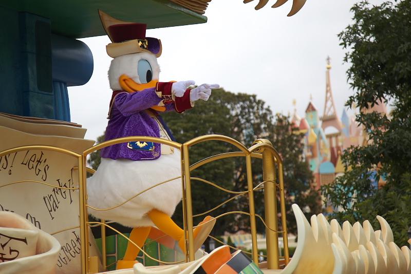 ドナルドダック (Donald Duck)