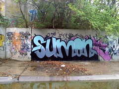 Sumon (TooDamnPure) Tags: graffiti cincinnati heir channels sumon noep