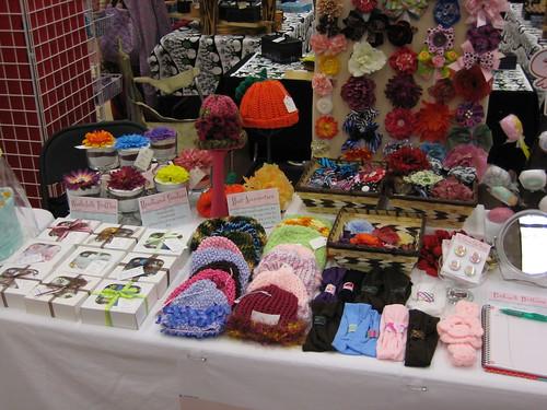 Cowtown Indie Bazaar Setup 04