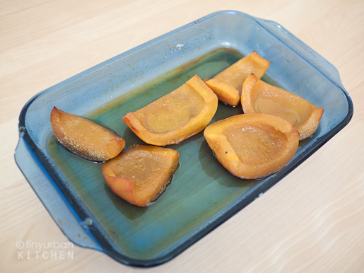 Cooked Sugar Pumpkin