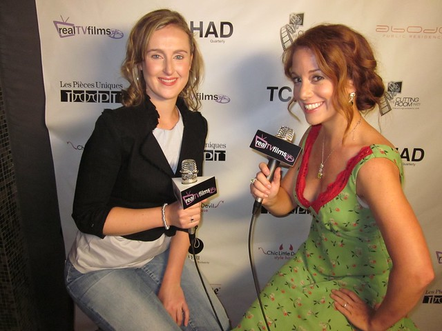 Rachel Lysaght, Kelly Calabrese, Producer,The PIPE, Official TIFF Selection