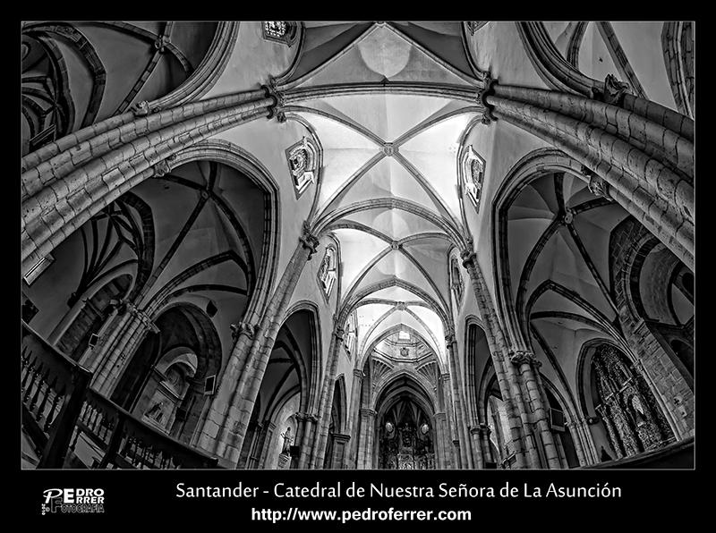 Santander - Catedral de Nuestra Señora de La Asunción