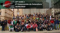 Oficial da 16ª Saída Fotocultura