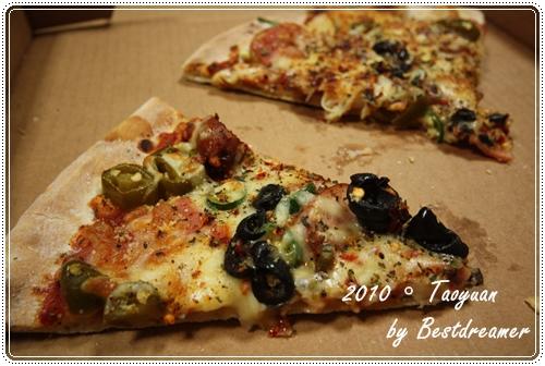2010食_桃園_馬可波羅pizza2