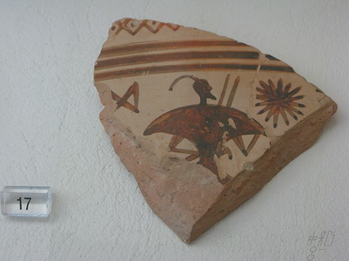 Kerameikos museum - Warrior - Individual find