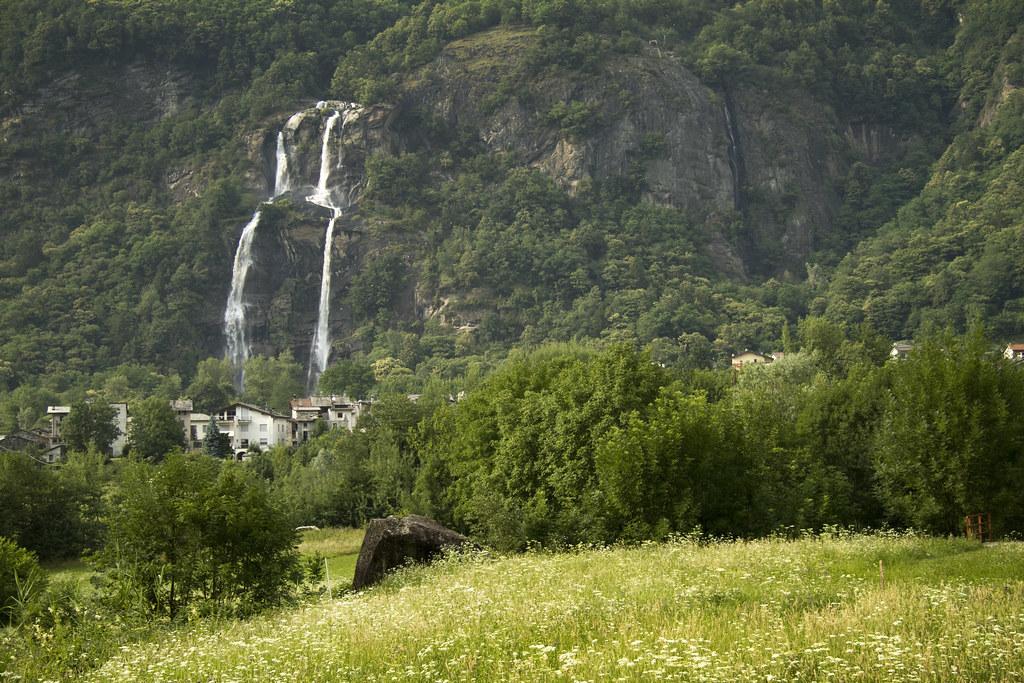 Acqua Fraggia Falls, Borgonuovo di Piuro (SO) #6