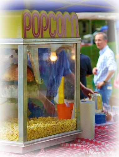 Canterbury Lions Club Popcorn