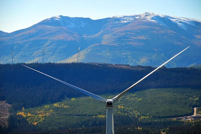 Dokie Wind Farm