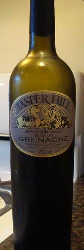 """2005 Jasper Hill """"Cornella"""" Grenache"""