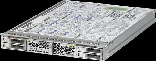 SPARC T3-1B Server