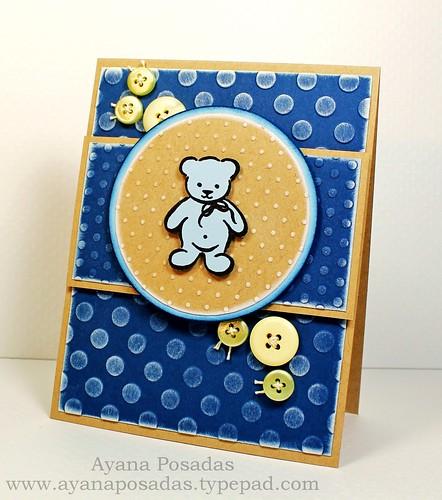 Baby Bear Card (2)