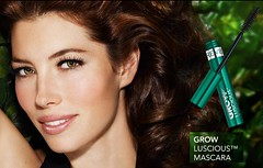 jessica beil for revlon grow luscious mascara