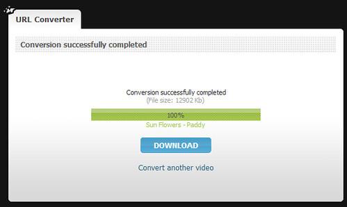 Tải video trực tuyến với nhiều định dạng khác nhau