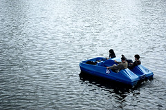Paddle Boat (NooSixty) Tags: park uk england london nikon g d70s hyde 28 2470mm