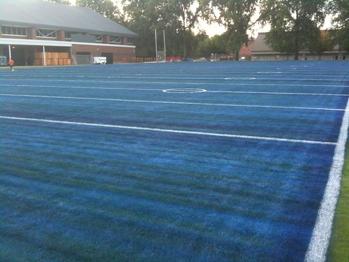 Blue Turf at OSU