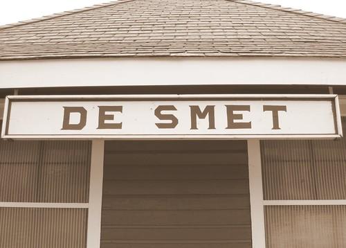 De Smet Station