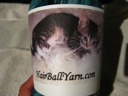 HairBall Yarn