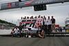 Winning Formula SAE team