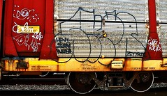 Jaber DTC KYT - Skor (mightyquinninwky) Tags: railroad train graffiti sticker streak head character tag graf profile skor tracks railway tags tagged bust railcar rails sjc graff graphiti freight hollow dtc hollows carcarrier kyt trainart autorack holyroller 377 paintedtrain jaber fr8 railart markal spraypaintart moniker reflectivetape freightcar paintedsteel freightart thiscarexcessheight autoraxx paintedrailcar paintedfreight paintedautorack taggedrailcar autorax taggedautorack taggedfreight whitemarkal skor377 11223344556677 carfireonflickr charactersformyspacestation