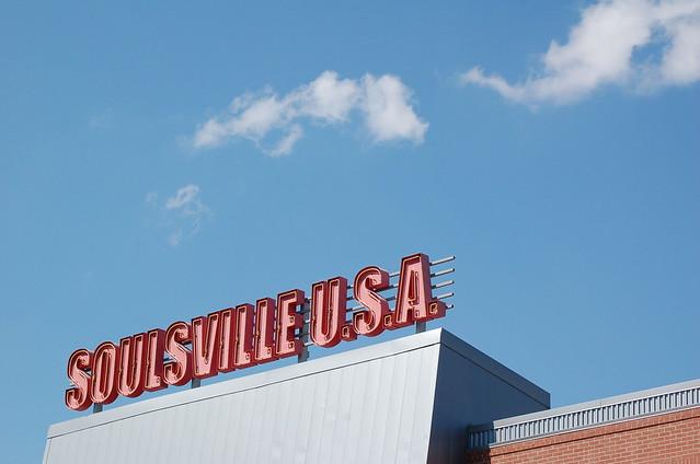 Soulsville, USA, Memphis, Tenn.