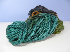 Yang bulky yarn