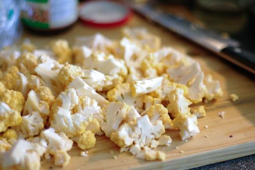 Yummy cauliflower