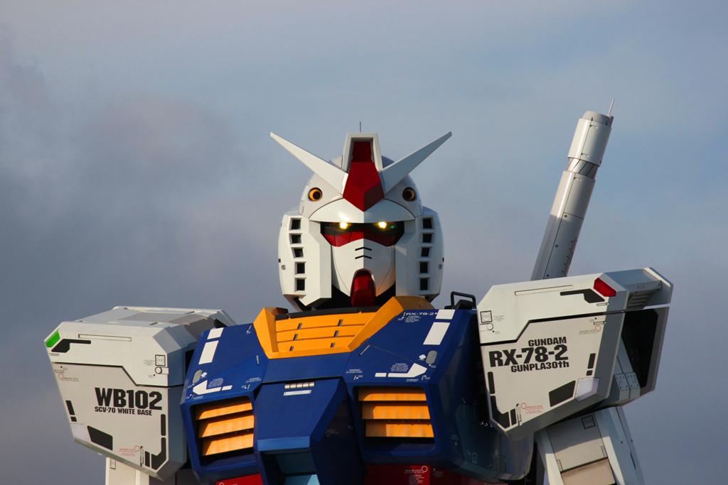 Real Size GUNDAM moved to Shizuoka (11)