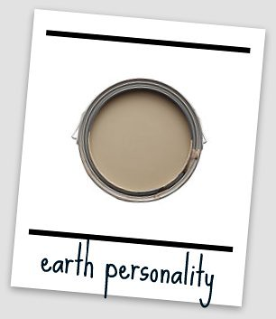 earth personality