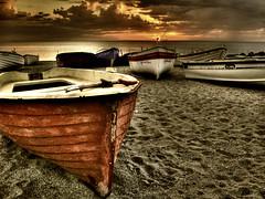 Calabrian Sunset (Thumbnail)