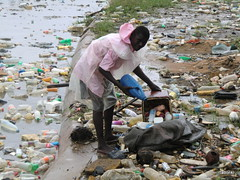 Abidjan Indenie (Taki Tone) Tags: africa city people urban housing environment geography waste floods abidjan indenieabidjanassainissement