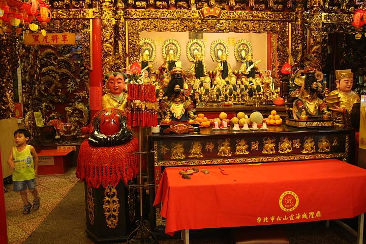 霞海城隍廟01