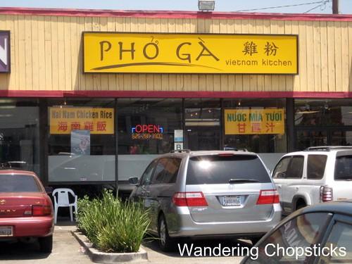Pho Ga Vietnam Kitchen - San Gabriel 1