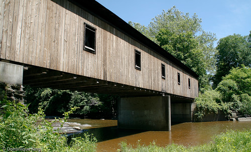 Covered Bridges of Ashtabula County Ohio-17