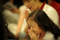 Prayer: Mother and Daughter