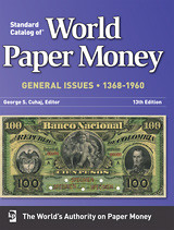 World Paper Money 13th Edition