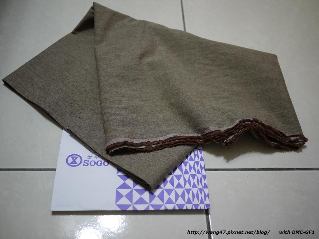 20100909-01喜佳初級洋裁褲子的布