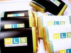 Personalised Chocolate Bars for Brand Awareness Marketing