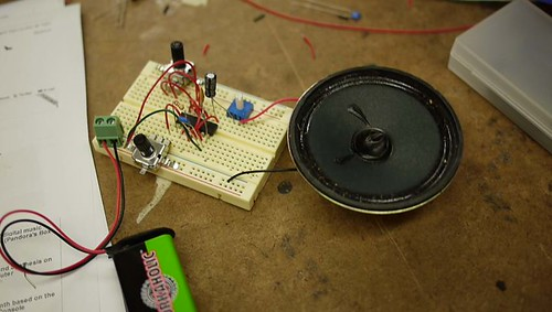 Atari Punk Instructable