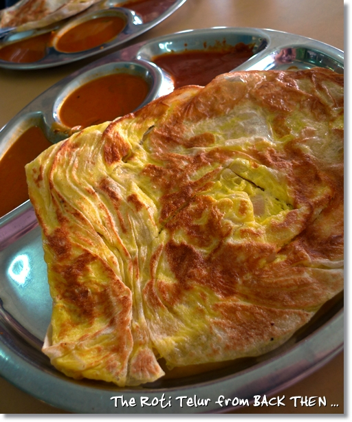 Roti Telur from the Past