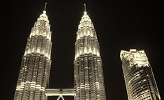 2010_ac_707a (Wellsman2010) Tags: building skyline architecture buildings asia cityscape nightscape skyscrapers sony petronas structures cybershot skybridge malaysia twintowers kualalumpur fareast klcc maxi mega mywinners wx1
