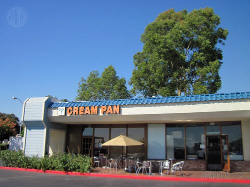Cream Pan