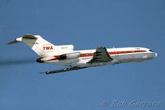 N833TW TWA (Bob Garrard) Tags: world boeing trans airlines twa 727 cmh kcmh